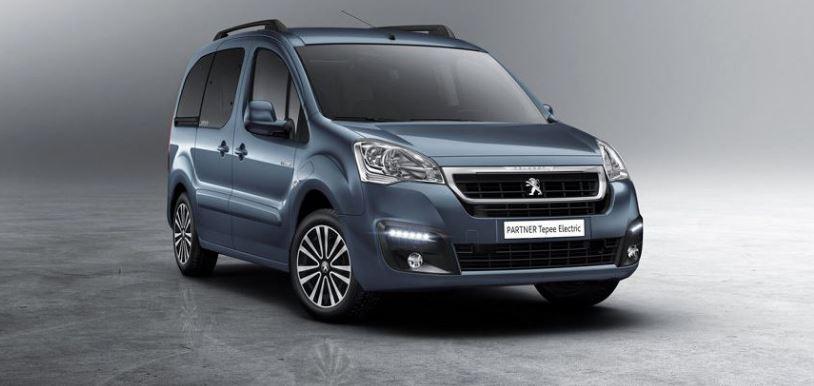 Peugeot Partner Tepee Electric. Nuevo eléctrico en la ciudad