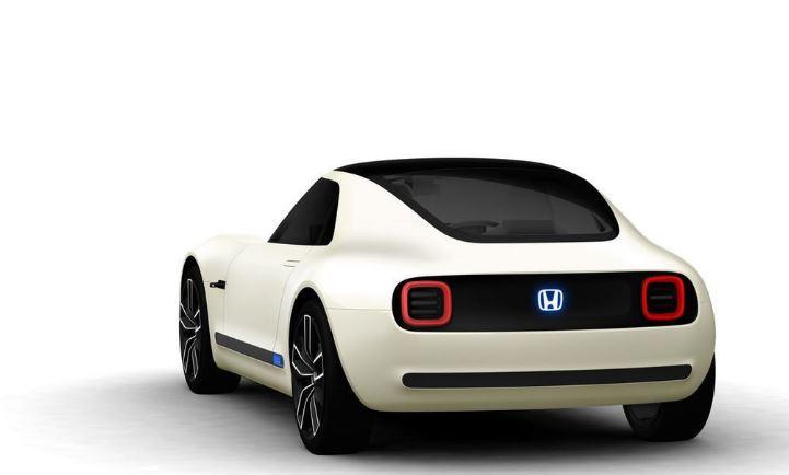 Honda Sports EV. Un eléctrico de aire clásico